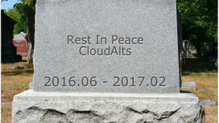 RIP CloudAlts 320x180